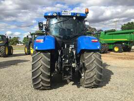 New Holland T7 185 FWA/4WD Tractor - picture4' - Click to enlarge