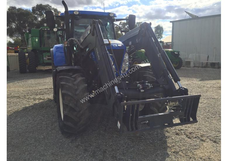 New Holland T7 185 FWA/4WD Tractor