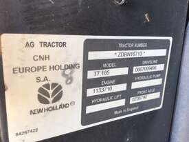 New Holland T7 185 FWA/4WD Tractor - picture14' - Click to enlarge