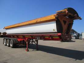 Azmeb Triaxle Side Tipper Trailer - picture0' - Click to enlarge