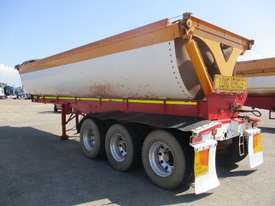 Azmeb Triaxle Side Tipper Trailer - picture2' - Click to enlarge