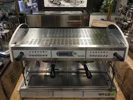 WEGA CONCEPT 2 GROUP HI-CUP ESPRESSO COFFEE MACHINE BLACK - picture11' - Click to enlarge