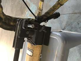 Enerpac Two Speed Hydraulic Hand Pump Porta Power P392 10000 PSI - picture5' - Click to enlarge