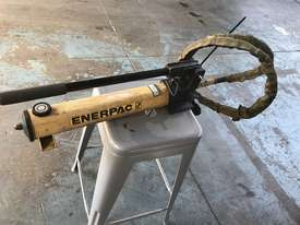 Enerpac Two Speed Hydraulic Hand Pump Porta Power P392 10000 PSI - picture9' - Click to enlarge