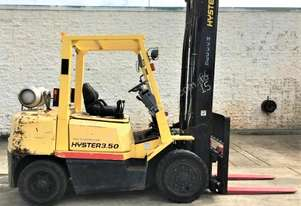Hyster 3.5T Counterbalance Forklift