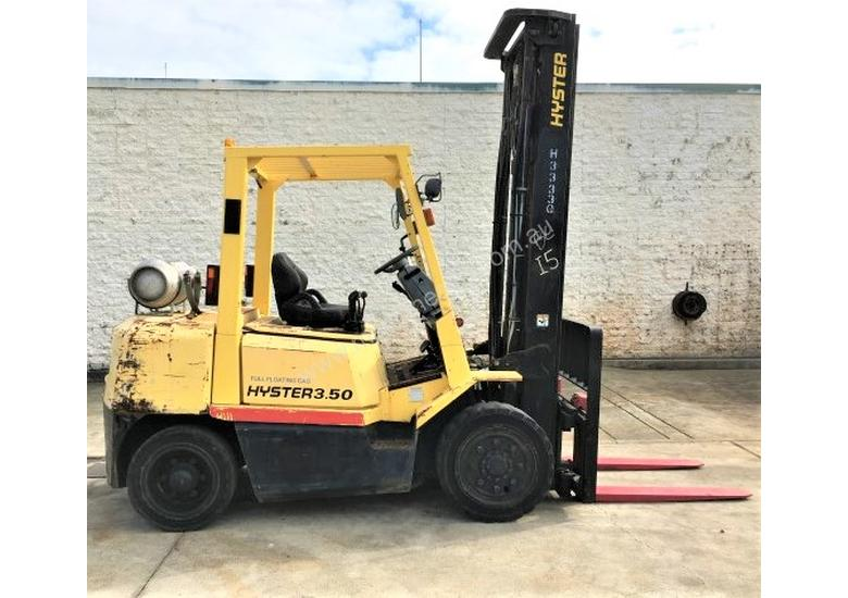 3.5T Counterbalance Forklift