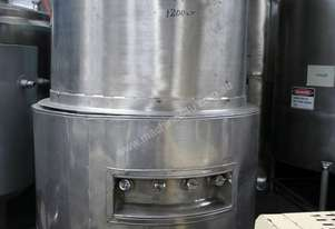 Fallsdell Machinery Jacketed Tank and Stirrer