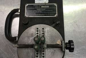Fallsdell Machinery Torque Tester