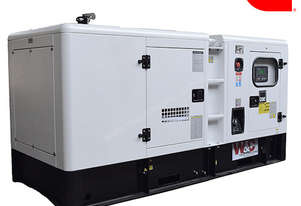 170kVA, 3 Phase, Standby Diesel Generator with Cummins Engine in Canopy