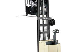Crown 1.5T Walkie Reach Stacker Forklift with 4.2m lift FOR SALE