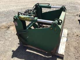 KerFab 1.3M SILAGE GRAB Silage Equip Hay/Forage Equip - picture1' - Click to enlarge