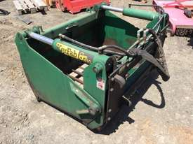 KerFab 1.3M SILAGE GRAB Silage Equip Hay/Forage Equip - picture0' - Click to enlarge