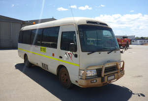 2012 Toyota Coaster 50 Series 18 Seater Bus (BS1093)