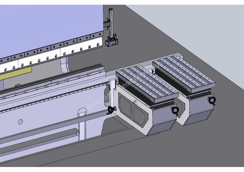 ACCURL CNC Pressbrakes with Sheet Lifters - Work Smarter Not Harder