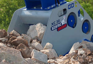 Xcentric Crusher   Buckets
