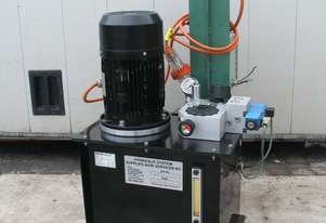 4kW 50L Hydraulic Power Pack Unit 1