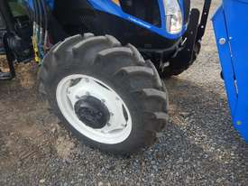 Unused 2018 New Holland TD75 4WD Tractor 4 Cyl c/w Turbo Intercooled, High Visibility Roof, Drawbar, - picture3' - Click to enlarge