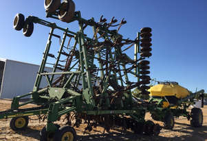 John Deere 1820 and 1900 Air Seeder Complete Single Brand Seeding/Planting Equip