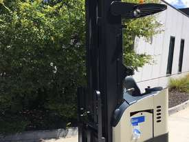 2.0T Battery Electric Stand Up Reach Truck - picture0' - Click to enlarge