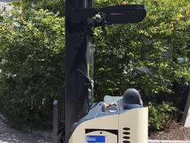 2.0T Battery Electric Stand Up Reach Truck - picture1' - Click to enlarge