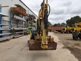 2014 YANMAR VIO55-6 EXCAVATOR WITH A/C CABIN, HITCH, BUCKETS AND 2838 HOURS - picture11' - Click to enlarge