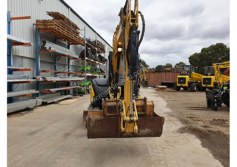 2014 YANMAR VIO55-6 EXCAVATOR WITH A/C CABIN, HITCH, BUCKETS AND 2838 HOURS