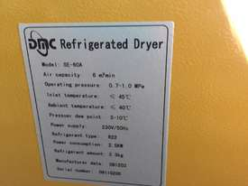 Rotary Screw Compressor and Refrigerated Dryer - picture4' - Click to enlarge