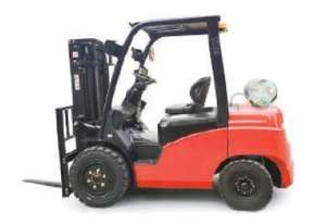 CPQ(Y)D15/18/20/25/30/35T8 COUNTERBALANCE FORKLIFT