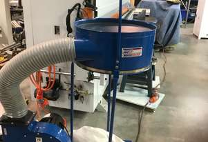 Carbatec dust extractor single phase