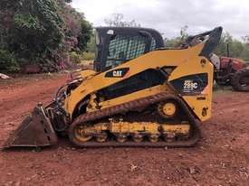 2012 CAT 289C Mini Loader - picture7' - Click to enlarge