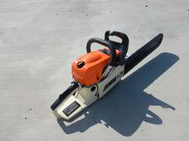 18'' Chainsaw c/w 52cc Petrol Engine  - picture1' - Click to enlarge