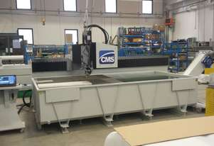 CMS WATERJET FOR GLASS PROCESSING