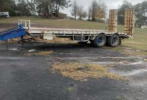MidPro Engineering Tag Trailer