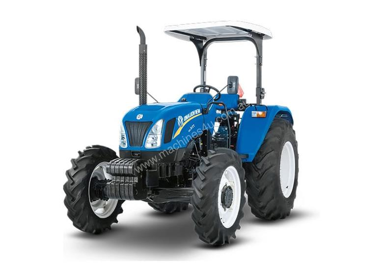 NEW HOLLAND TT4.65 TRACTOR