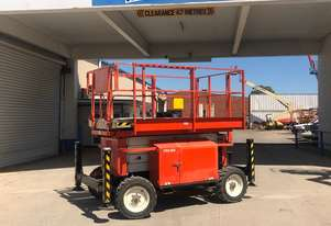 SNORKEL SR2770RT ALL TERRAIN SCISSOR LIFT