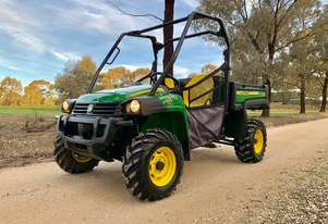 John Deere Gator 825i 2017 - as new