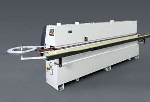Robland KM785 automatic Hot Melt Edgebander corner rounding and pre milling