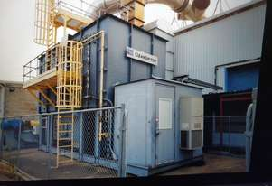 Clean Switch Regenerative Thermal Oxidizer (RTO) High-Efficiency VOC Destruction System
