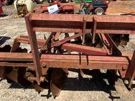 Offset Disc Cultivator, 20 plate - picture1' - Click to enlarge
