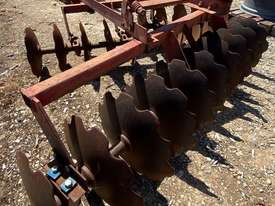 Offset Disc Cultivator, 20 plate - picture2' - Click to enlarge