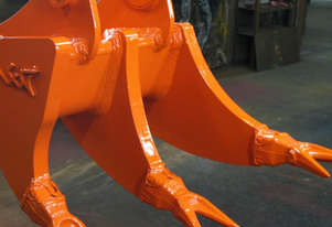 Innovative Multi-Ripper Excavator Buckets and Attachments