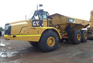 Caterpillar 740B Artic Dump Truck