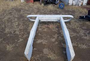 QMW INDUSTRIES ROPS Cab/Canopy Parts