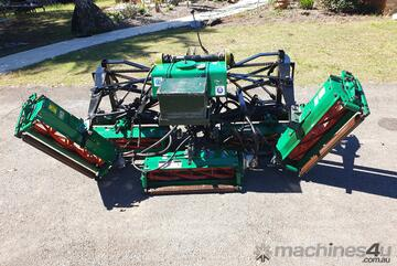 Trailed Mower Attachment for Tractor
