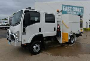 2012 ISUZU NPS 300 - 4X4 - Dual Cab - Service Trucks - Tail Lift