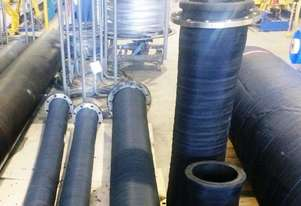 Hard wall Slurry handling hoses - 38 nb to 1200 nb diameter ,  upto 60 meters long with rubber walls