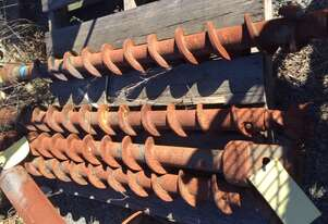 Augers Used. Various Augers and Extensions
