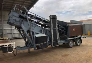 Custom Made Mobile Gold Processing Plant