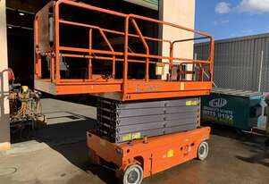 2015 Dingli S1212E Electric Scissor Lift