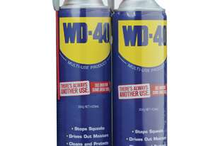 WD-40 350G 429Ml Smart Nozzle Twin pack